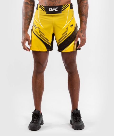 Fighshorts Gladiator Uomo UFC Venum Authentic Fight Night - Giallo