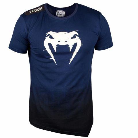 Venum Interference 2.0 T-shirt - Navy Blue
