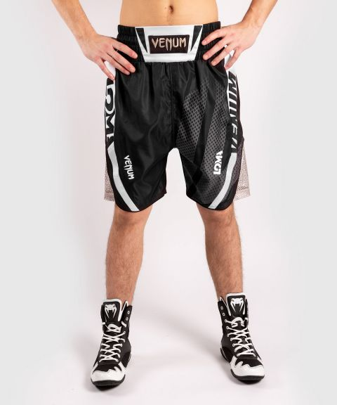 Venum Arrow  Loma Signature Collection Boxingshort - Zwart/wit