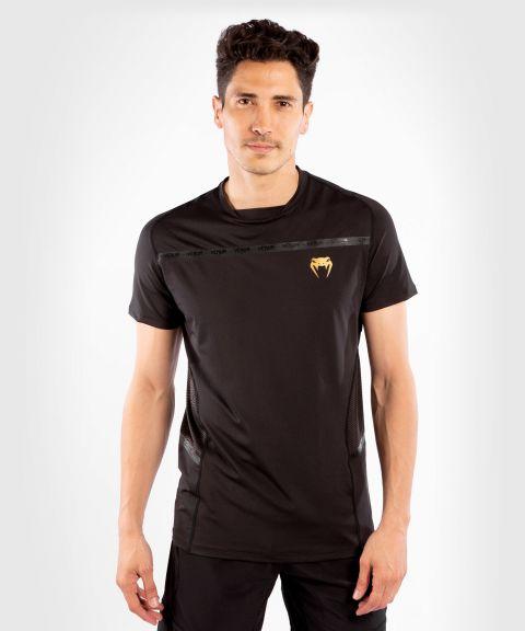 Venum G-Fit Dry-Tech T-Shirt - Schwarz/Gold