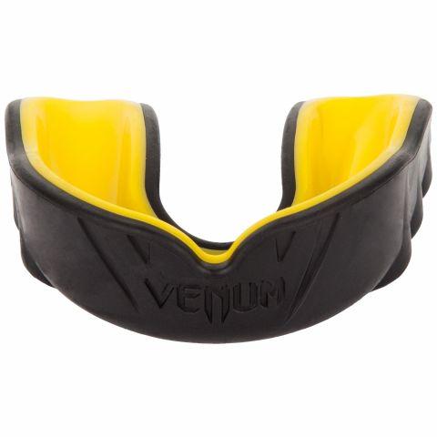 Venum Challenger Mundschutz - Schwarz/Gelb