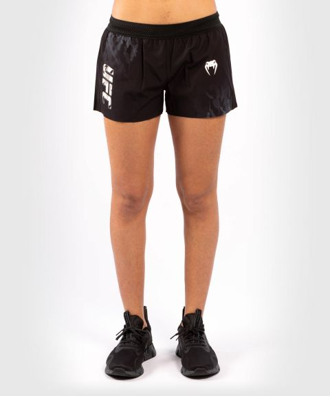 Short de Sport Femme UFC Venum Authentic Fight Week - Noir