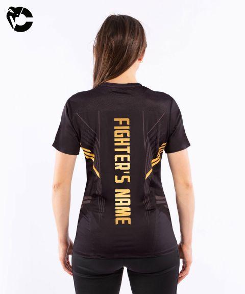 T-shirt Technique Femme Fighters UFC Venum Authentic Fight Night - Champion