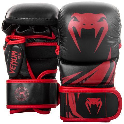 Sparring Gloves Venum Challenger 3.0 - Black/Red