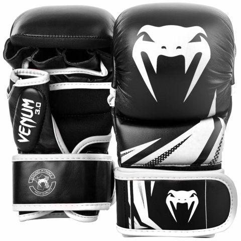 Sparring Gloves Venum Challenger 3.0 - Black/White