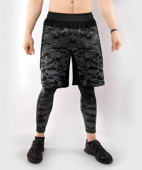 Pantaloncini sportivi Venum Defender - Camo scuro