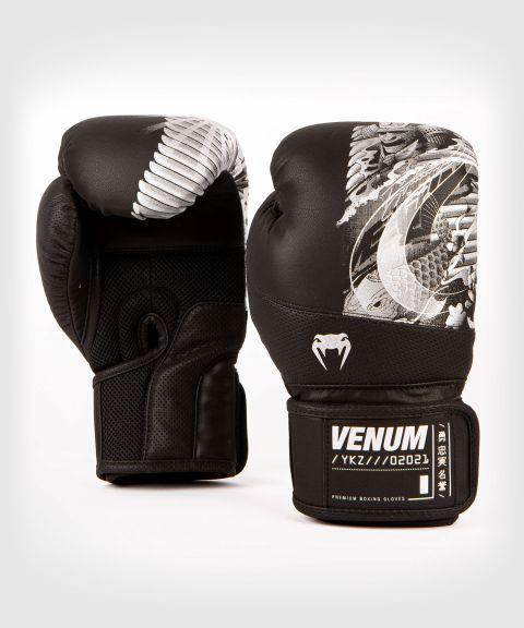 Guantoni da boxe Venum YKZ21 - Nero/Nero