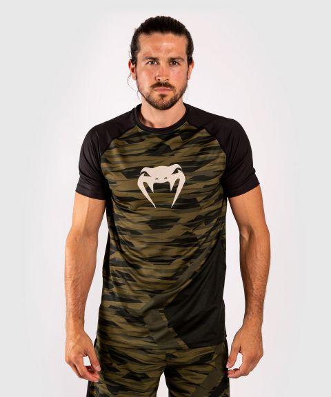 T-shirt Venum Contender 5.0 Dry-Tech - Camo cachi