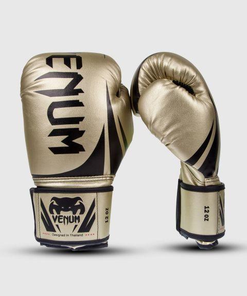 Venum Challenger 2.0 Boxing Gloves - Gold