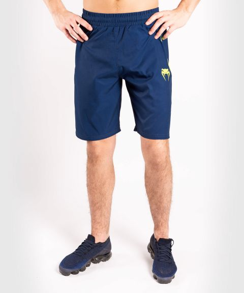 Venum Origins Trainingsshorts Loma Edition - Blau/Gelb