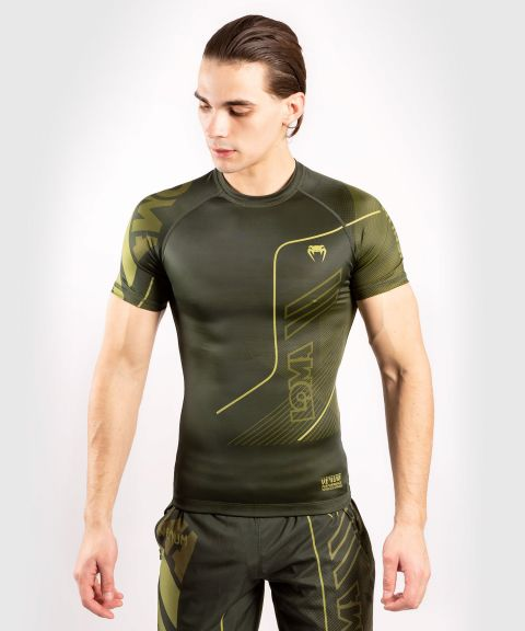 Camiseta de compresión manga corta Venum Loma Commando