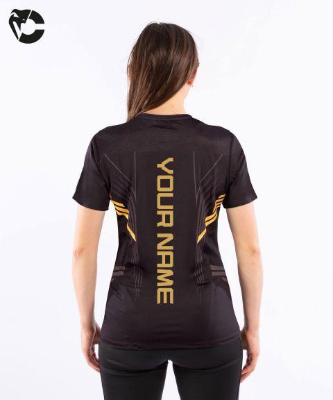 UFC Venum Personalized Authentic Fight Night Women's Walkout Jersey - Champion