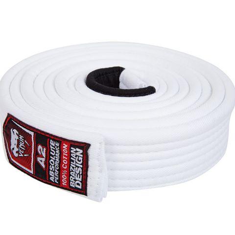 Cintura BJJ Venum - Bianco