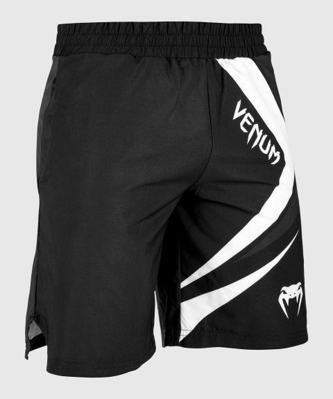 Venum Contender 4.0 Fitness-Shorts - Schwarz/Grau-Weiß