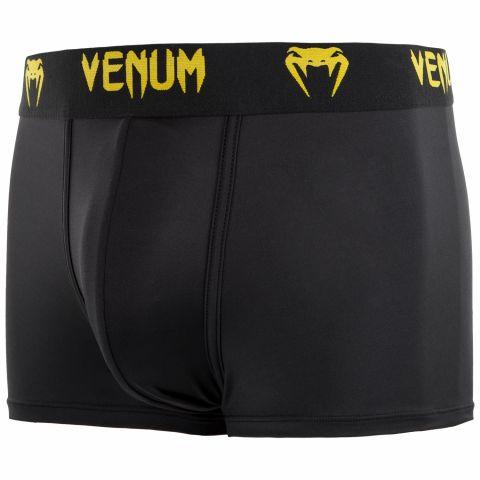 Bóxer Venum Classic - Negro/Amarillo
