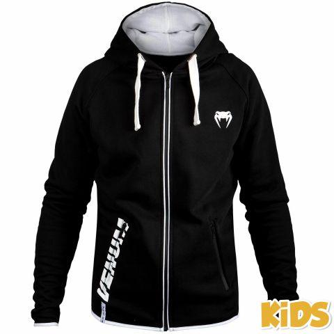 Venum Contender Kids Hoodie - Zwart/wit - Exclusief