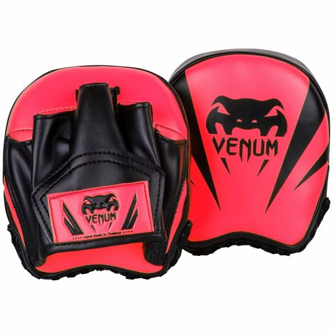 Venum Elite Mini Focus Mitts - Fluo pink