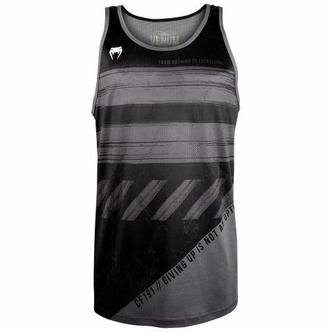 Venum AMRAP Tank-Top - Black/Grey