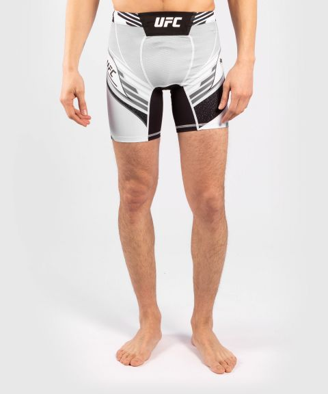 Pantaloncini da Vale Tudo Uomo UFC Venum Authentic Fight Night - Vestibilità Corta - Bianco