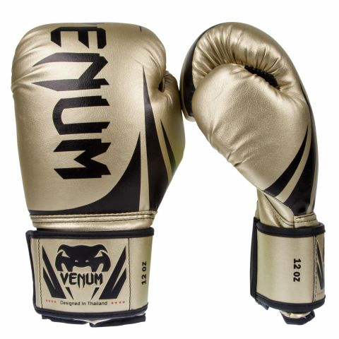 Venum Challenger 2.0 Boxing Gloves - Gold