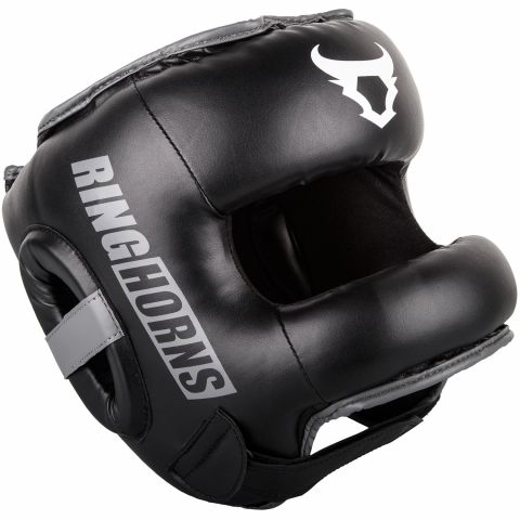 Ringhorns Nitro Headgear-Black