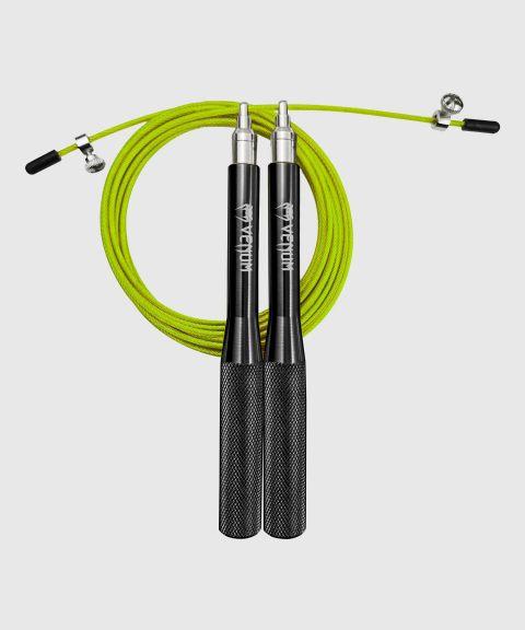Venum Thunder Evo-springtouw – Zwart/Geel
