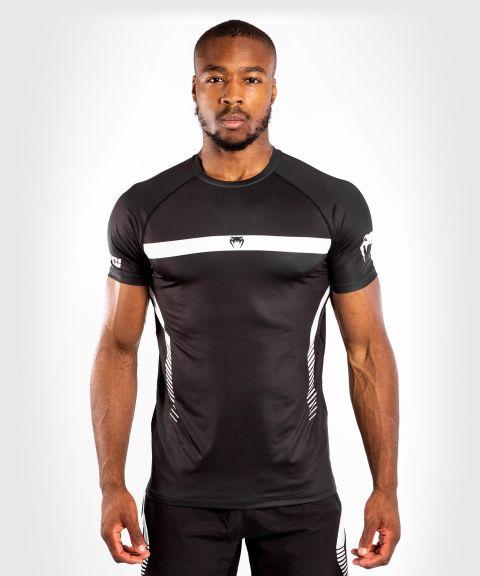 Venum No Gi 3.0 Dry-Tech T-Shirt - Schwarz/Weiß