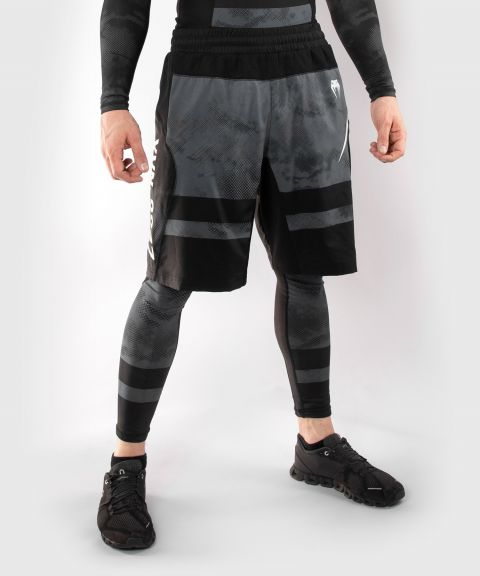 Venum Sky247 Training Short - Black/Grey