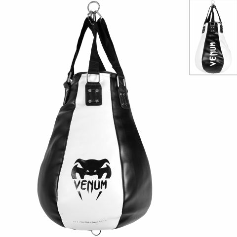 Venum Classic Uppercut Trainingszak - Zwart/Wit