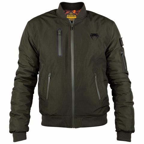 Venum Devil Bomber Jacket - Khaki - Exclusive