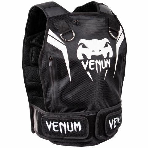 Gilet con pesi Venum Elite - Nero/Bianco