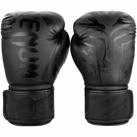 Guantes de Boxeo Venum Gladiator 3.0 - Negro Mate