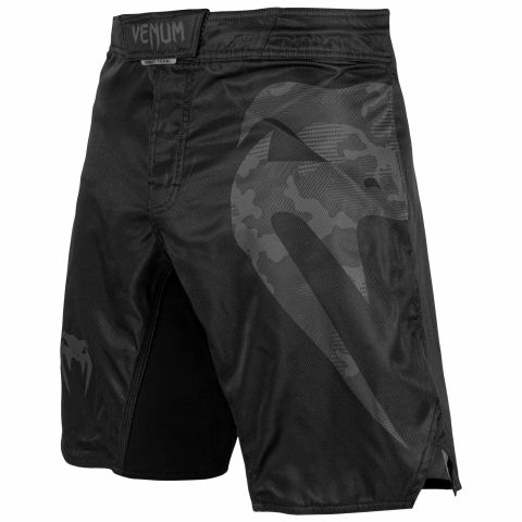 Pantaloncini MMA Venum Light 3.0 - Nero/Camo scuro