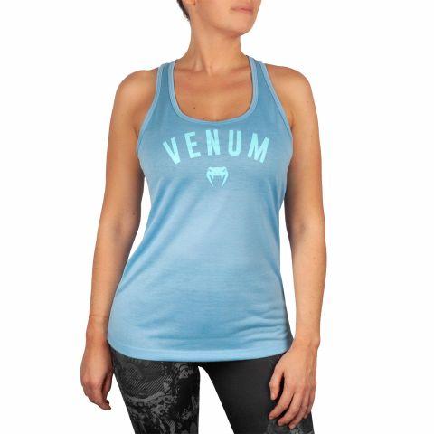 Camiseta de tirantes Mujer Venum Classic - Cian Claro