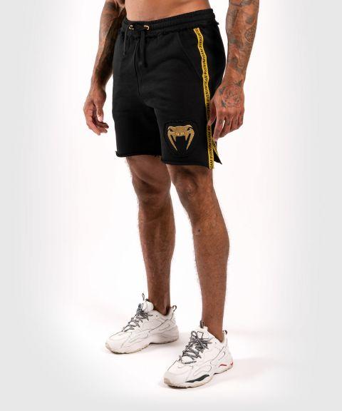 Pantaloncini in cotone Venum Cutback 2.0 - Nero/Oro