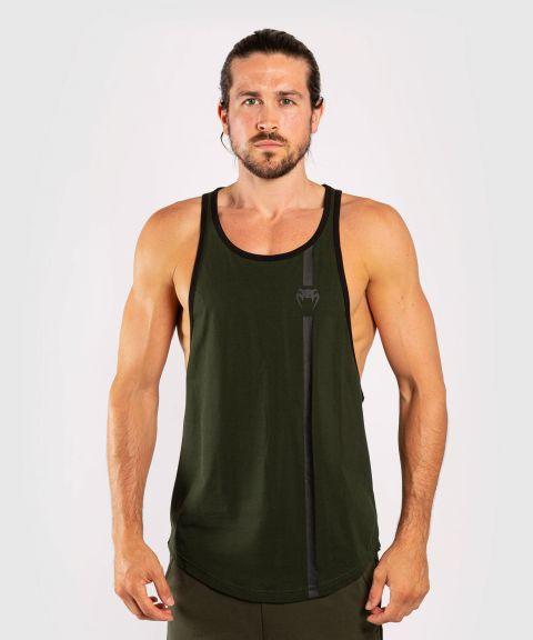 Camiseta sin mangas Venum Cutback 2.0 - Kaki/Negro