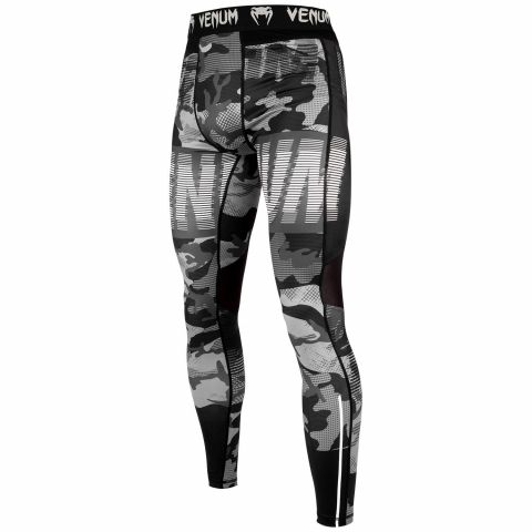 Venum Tactical Compresssion Tights - Urban Camo/Black