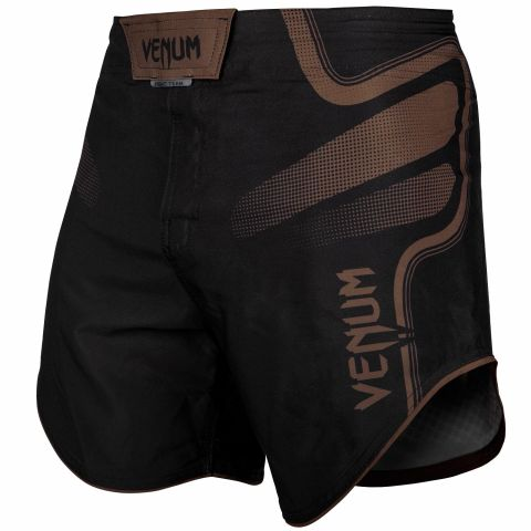 Fightshort court Venum Tempest 2.0 - Noir/Marron