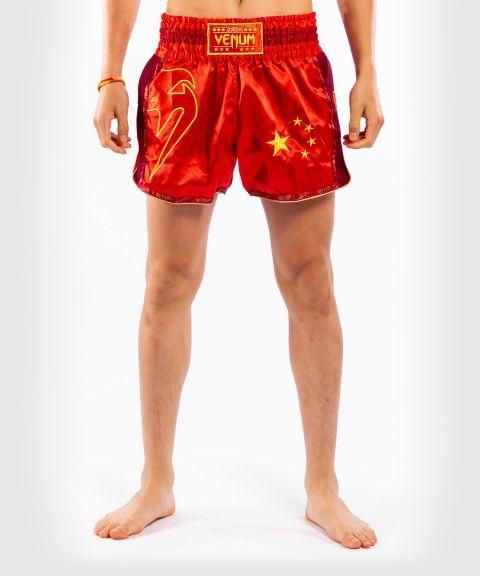 Pantalones cortos Venum MT Flags Muay Thai - China