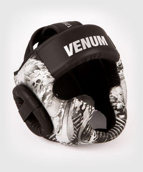 Casco de boxeo Venum YKZ21 - Negro/Negro