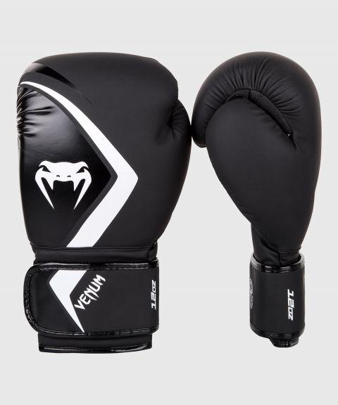Venum Boxing Gloves Contender 2.0 - Black/Grey-White