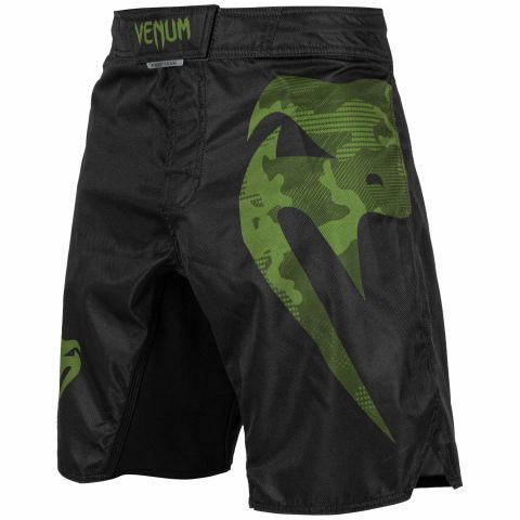 Fightshort Venum Light 3.0 - Kaki/Noir
