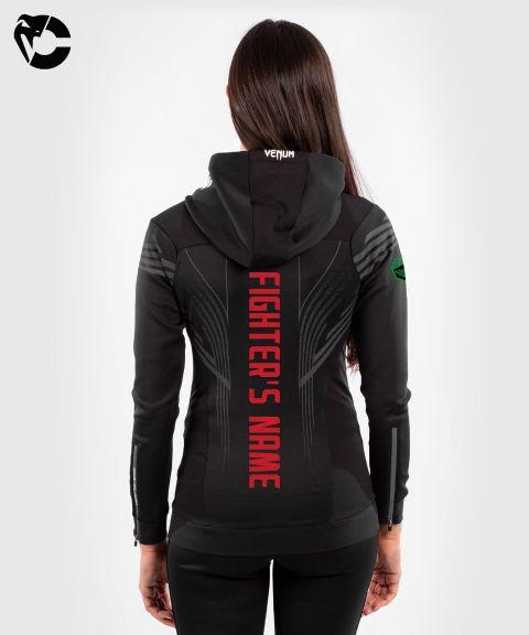 Sweatshirt à Capuche Femme Fighters UFC Venum Authentic Fight Night - Noir