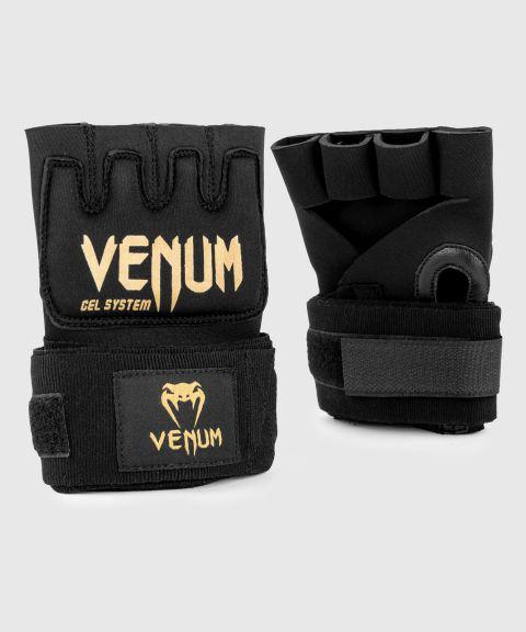 Impacchi di Guanto Gel Venum Kontact - Nero/Oro