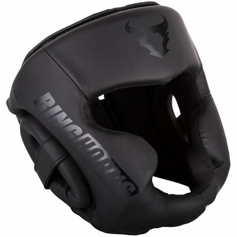 Casco Ringhorns Charger - Nero/Nero