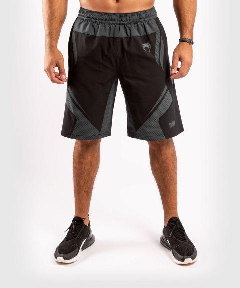 Pantalones cortos de Fitness ONE FC Impact - Negro/Negro