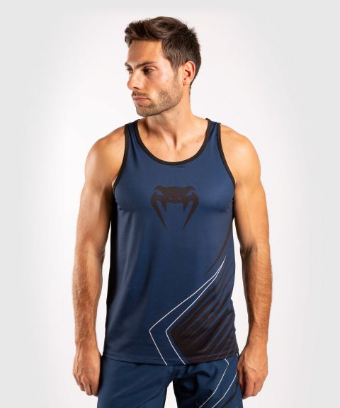 Camiseta sin mangas Dry-Tech Venum Contender 5.0 - marino/arena