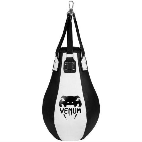 Saco Uppercut Venum - 85 cm - Negro/Blanco