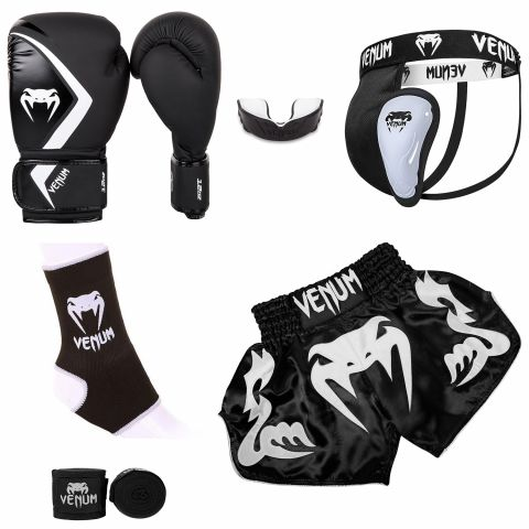 Bundle Bangkok Contender Black/White 2