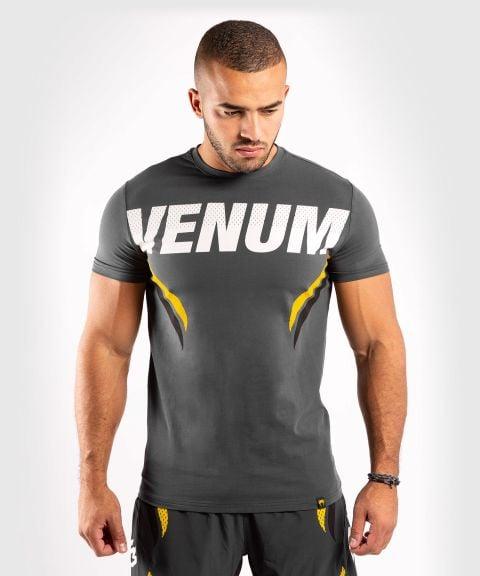 T-shirt Venum ONE FC Impact - Gris/Jaune